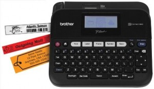 BROTHER - Brochure PT-D450