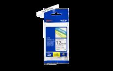 Nhãn in TZe-231 ( Nhãn in 12mm - chữ đen trên nền trắng - dài 8 met )