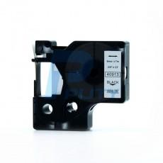 Nhãn in Dymo 9mm DM-40913 ( chữ đen trên nền trắng )