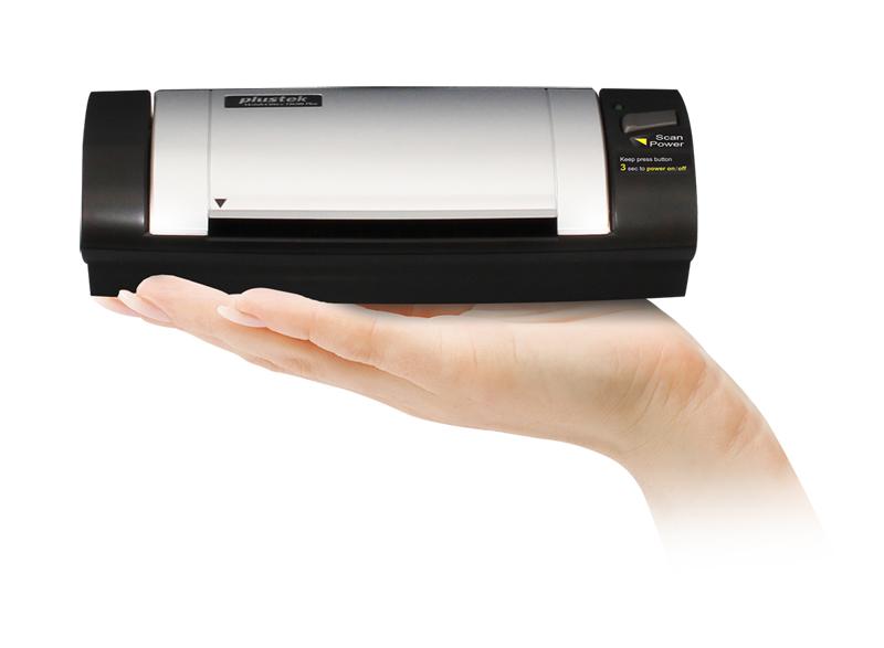 Máy scan Plustek D600 ( Scan Mobile Office )