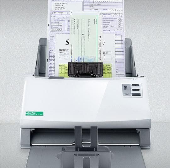 Máy scan Plustek PS3140U ( Máy Scan A4 )
