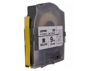 Nhãn in MAX LM-TP509Y ( Nhãn in 9mm - màu vàng - dài 8 met )
